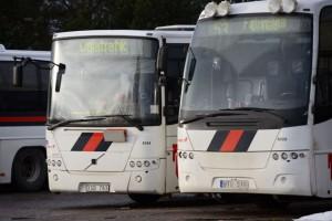 Turerna kring Dalatrafiks upphandlingar fortsätter. Foto: Ulo Maasing.