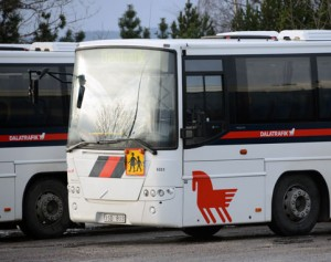 Dalatrafikbuss