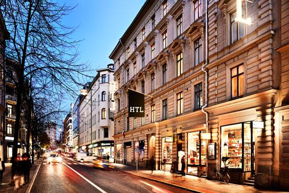 I maj öppnar den nya hotellkedjan HTL sitt första hotell på Kungsgatan 53 i Stockholm. Foto: HTL.