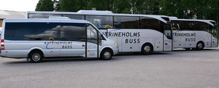 Katrineholms Buss AB tog vid årsskiftet över Buss i Flen AB. Bild: Katrineholms Buss.