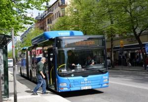 Ledbussarna i Stockholms innerstad ska bli många fler. Syftet är att öka kapaciteten utan att behöva sätta in fler bussar.
