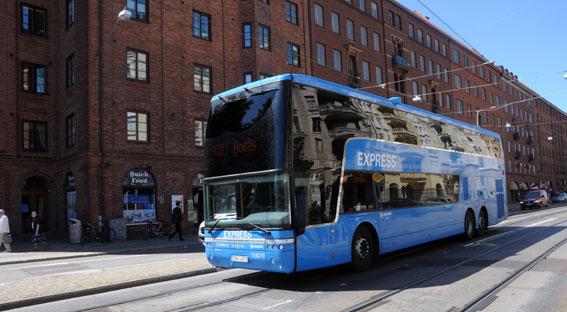 Dubbeldäckare och tiominuterstrafik har satt sprätt på resandet mellan Borås och Göteborg. Foto: Ulo Maasing.