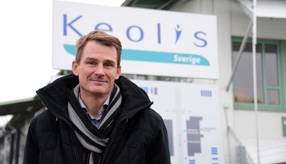 Stora förändringar stundar när Keolis går in i det nya avtalet med Storstockholms Lokaltrafik, avslöjar Keolis Sveriges vd Magnus Åkerhielm.