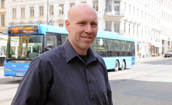 Thomas Gambinus är vd för Pilotfish Networks. Foto: Ulo Maasing.