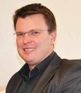 Stefan Sedin, vd för Svensk Kollektivtrafik.