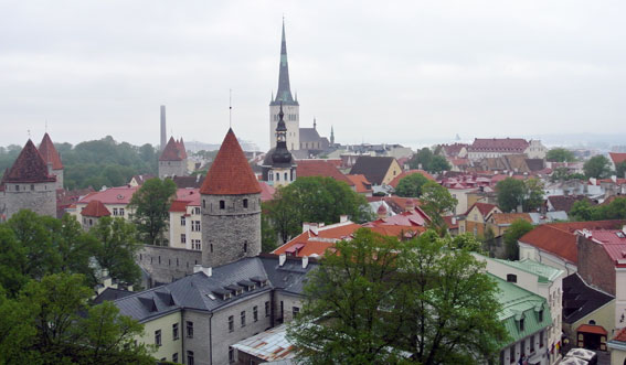 För ett drygt år sedan införde Estlands huvudstad Tallinn nolltaxa i kollektivtrafiken. Effekterna för resandet har blivit blygsamma. Foto: Ulo Maasing.