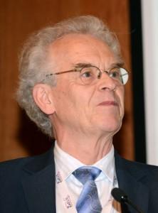 Professor Adolf Müller-Hellmann, universitetet i Aachen. Foto: Ulo Maasing.