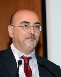 Umberto Guida, projektledare för ZeEUS. Foto: Ulo Maasing.