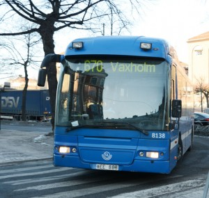 Arrivas punktlighet har enligt Anders Lindström legat över vitesnivån sedan i mars. Foto: Ulo Maasing.