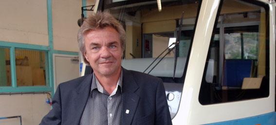 Göteborgs Spårvägars vd Lars-Börje Björfjäll frias även av Göta Hovrätt. Foto: Ulo Maasing.