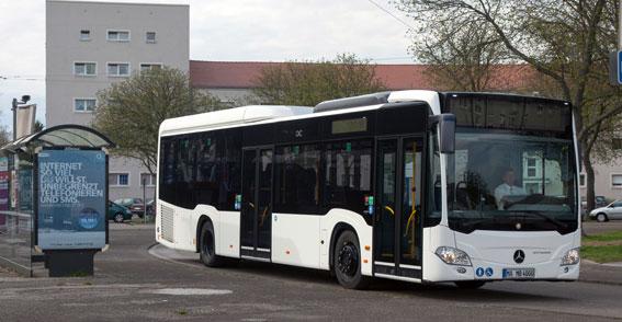 Daimler Bussar vände från en storförlust 2012 till miljardvinst i fjol. Foto: Daimler Buses.