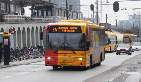 Dansk bussbransch präglas av pressad lönsamhet. I kollektivtrafiken håller internationella storföretag lönsamheten nere. Foto: Ulo Maasing.
