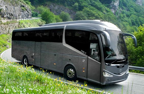 Irizar i6. Irisar går nu till offensiv på en rad marknader, den svenska inräknad, genom belgiska DV Bus&Coach. Foto: Irizar.