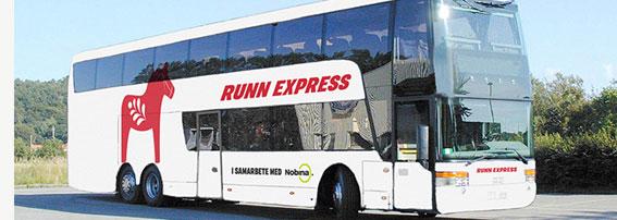 Runn Express: Illustration: Nobina.