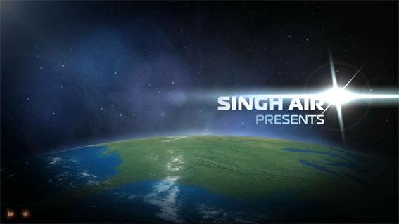 Singh-Air är enligt ägare ett tidigare namn på Transferia…