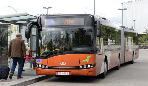 Solaris redovisr rekordförsäljning under 2013. I höstas premiärvisade man också sina bussar i Euro 6-utförande. Foto: Ulo Maasing.