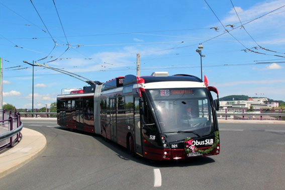 Solaris Trollino Metro Style.