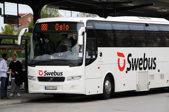 Region Värmland och Østfold fylkeskommune planerar att starta gränsöverskridande trafik som konkurrerar med Swebus befintliga och Bus4yous planerade expresstrafik mellan Stockholm och Oslo.