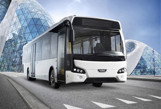 VDL skördar nya framgångar i Finland med sin lättviktsbuss Citea LLE.