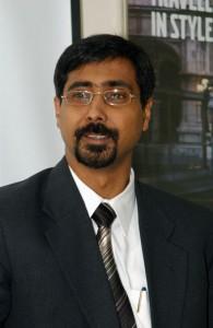 Akash Passey, ansvarig för Volvos Asienmarknad för bussar. Foto: Ulo Maasing.