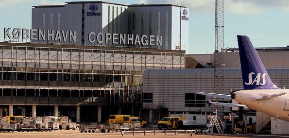 Köpenhamns flygplats Kastrup får flygbusförbindelse med Blekinge. Foto: califlier001/wikimedia commons.