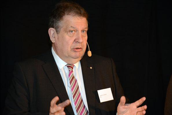 "SL-chefen Anders Lindström: ""Ett bra initiativ""."