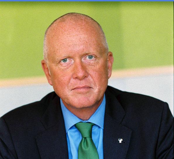 Peter Jepsson, vd, Sveriges Bussföretag. Foto: TransportGruppen.