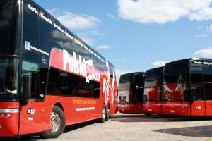 Genom sitt investmentbolag Souter Investments har Brian Souter byggt upp ett stort expressbussnät i Polen och dess grannländer, Polski Bus.