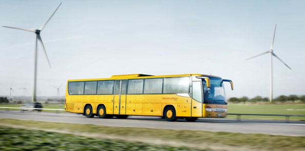 Alla färdtjänstberättigade i Skåne får fria resor med kollektivtrafiken. Foto: Kasper Dudzik.
