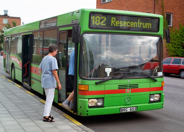 """""""Inte så dåliga som det verkar"""". Länstrafiken i Södermanland hävdar att statistiken ljuger. Foto: PeO Quick."""