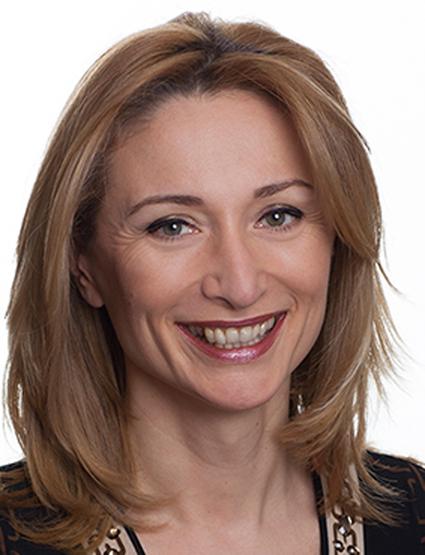 Advokat Sylvia Lindén vid Baker & McKenzie Advokatbyrå skriver från och med nu om aktuella juridiska frågor i branschen. Foto: Baker & McKenzie.