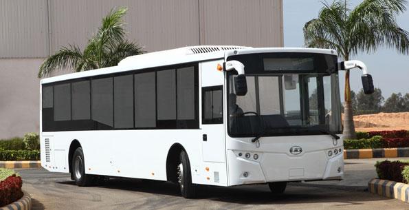 UD stadsbuss. Foto: Volvo Bussar.