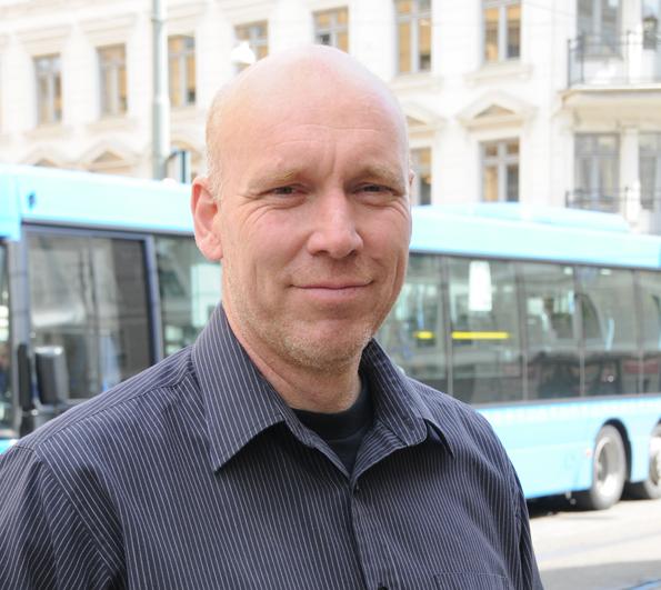 Tomas Gabinus, vd för Göteborgsföretaget Pilotfish Networks. Foto: Ulo Maasing.
