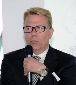 Jan Bosæeus, vd Nobina Sverige: Det här är ett paradigmskifte. Foto: Ulo Maasing.