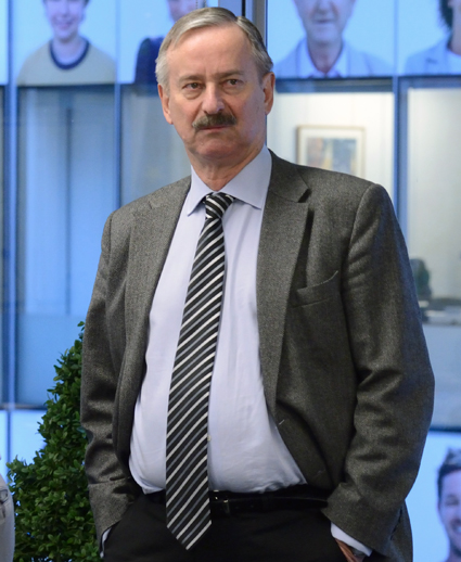 EU:s transportkommissionär Siim Kallas.