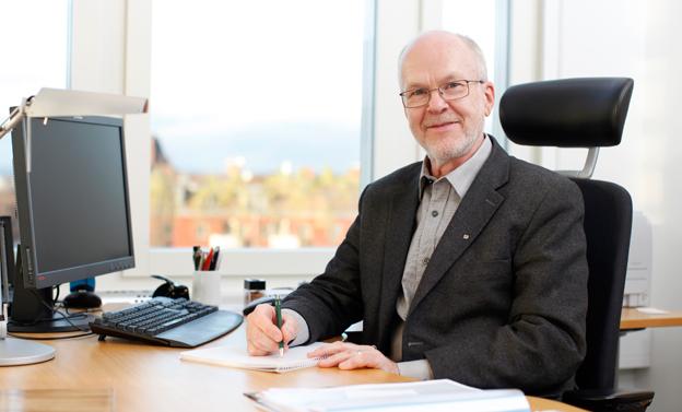 Transportstyrelsens generldirektör Staffan Widlert: De regionala kollektivtrafikmyndigheterna följer inte lagens intentioner. Foto: Andreas Johansson.