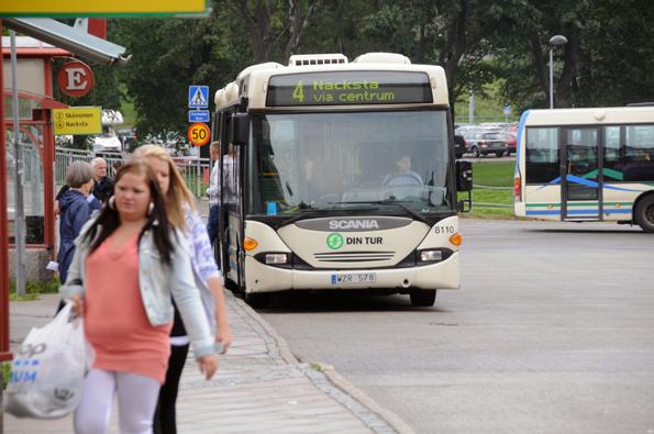 Bussresa vande trenden