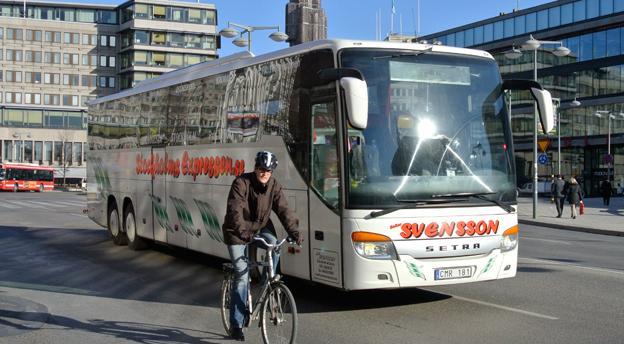 Senor Svensson Resor AB har gått i konkurs efter flera förlusttyngda år. Foto: Ulo Maasing.