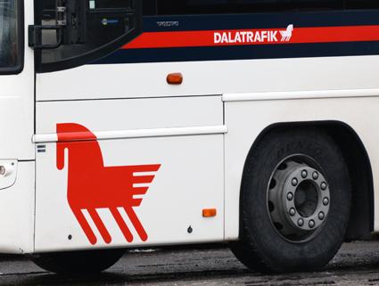 """Busstrafiken i Borlänge kommer att bli mycket dyrare för kommunen nästa år. """"Ett mysterium"""" säger man från kommunalt håll. Foto: Ulo Maasing."""