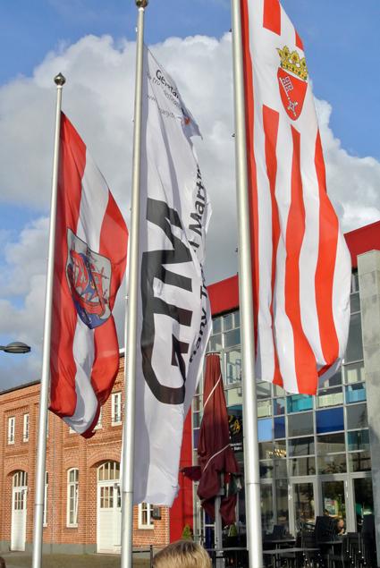 Det 40:e Germany Travel Mart, tysk turistnärings viktigaste affärsforum, hölls i Bremen och Bremerhaven. Foto: Ulo Maasing.