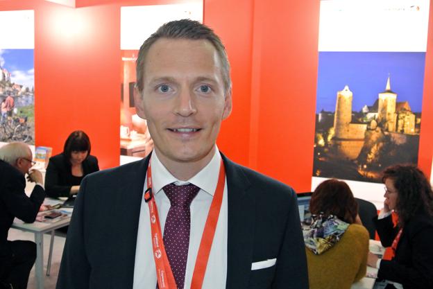 Rese-Konsulterna representerades av bland andra Anders Tingdahl. Foto: Ulo Maasing.
