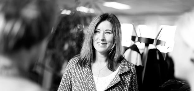 Katarina Fröberg, körkortsdirektör vid Transportstyrelsen. Foto: Tansportstyrelsen.