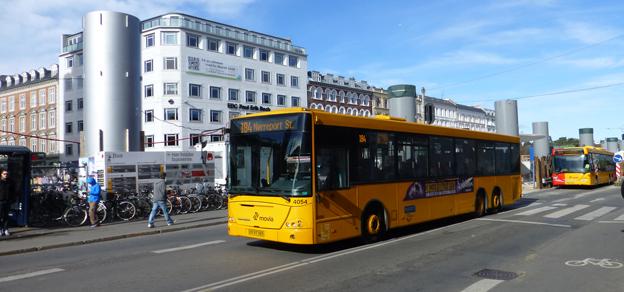 Nettbuss Danmark och Keolisägda City-Trafik går samman i Danmark. Idag är man stora i bland annat Köpenhamnsområdet. Foto: Leif Jørgensen/Wikimedia Commons.