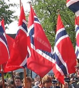 Norgeflaggor