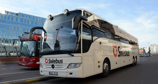 Tågkaos får bussföretag att reagera för att rädda resenärers resor. Foto: Ulo Maasing.