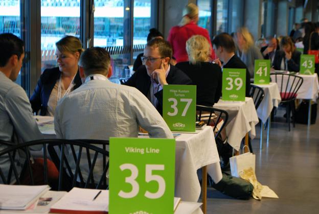 Sverige konkurrerade i veckan med Tyskland om internationella researrangörers gunst. Foto:Visit Sweden.
