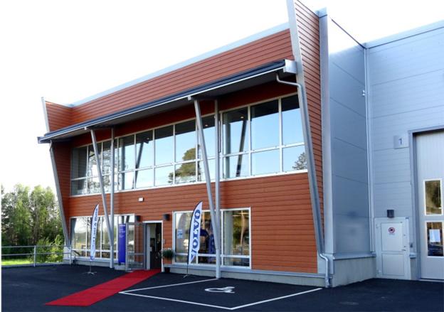 Wist Last & Buss har öppnat en helt ny anläggning i Arlandastad, norr om Stockholm.