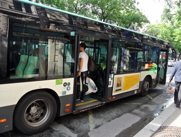 Nyregistreringarna av bussar inom EU ökar. Foto: Ulo Maasing.