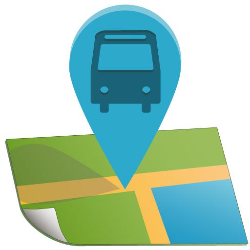Busskollen är en av de nya appar som har utvecklats för att göra det lättare att resa kollektivt.