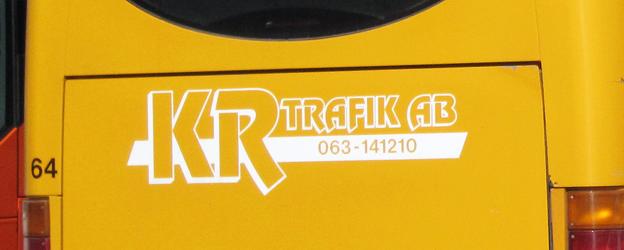 KR Trafik köps av Björkskoncernen och Byberg & Nordin. Foto: Ulo Maasing.